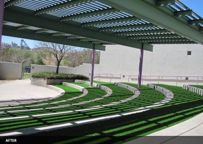 East Mountain Library Amphitheater