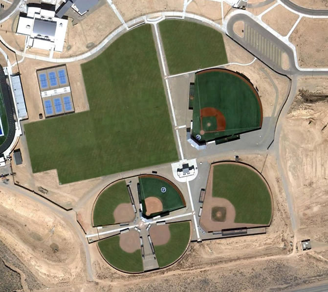 Sue Cleveland High School Athletic Field Complex