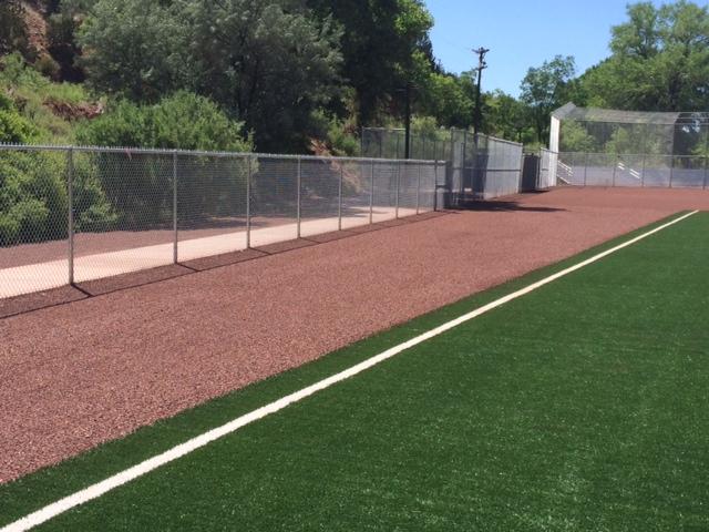 Jemez Baseball Field
