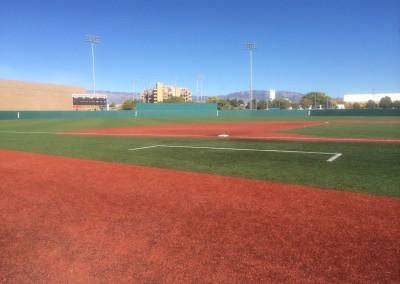 UNM Lobos Baseball and Softball Complex