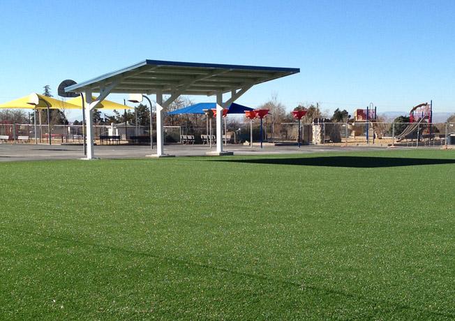 John Baker Elementary School Playfield