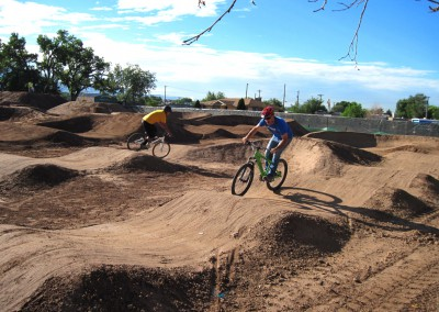 North Valley Bike Park Complex