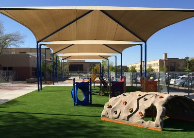 Highland Autism Center Playground